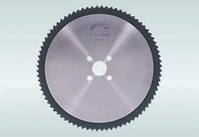 STEEL & NONFERROUS | Cold Saw Blades for Single Use | Products