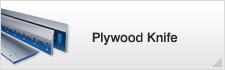 Plywood Knife